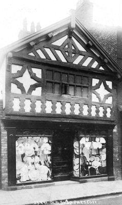 30 Ecleston St circa 1900