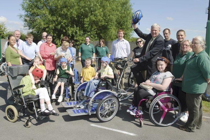 Wheels for all event