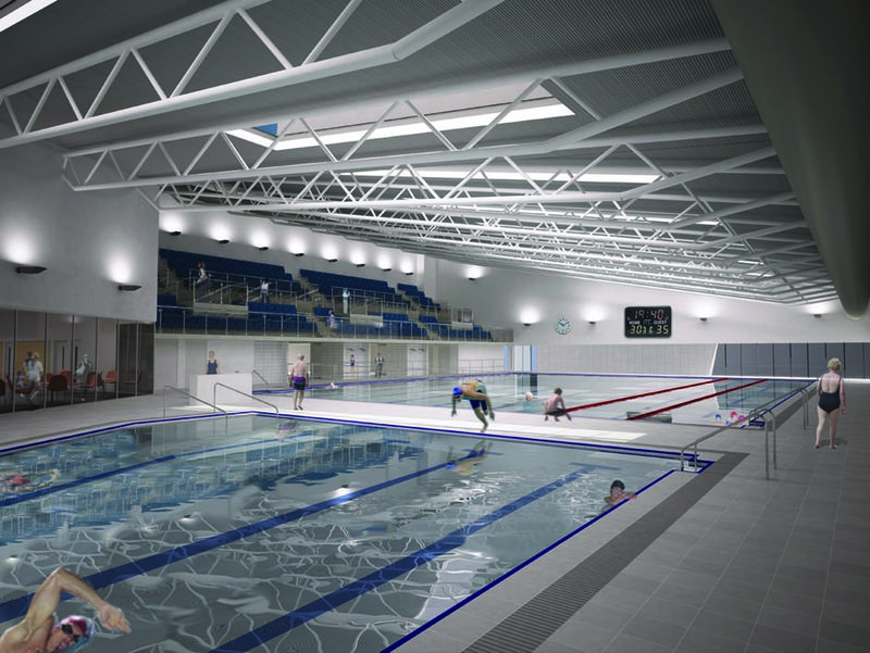 New leisure facilities