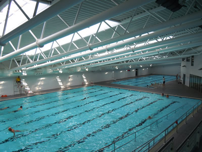 Swimming pool KLCP