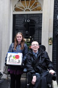 Downing Street footprint