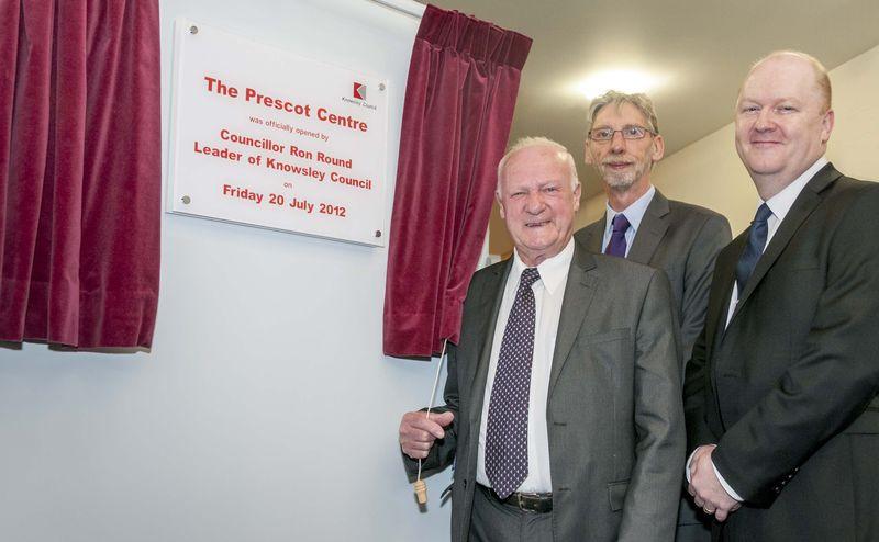 Prescot Centre opens