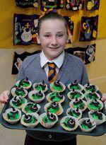 Libby Finn, aged 9