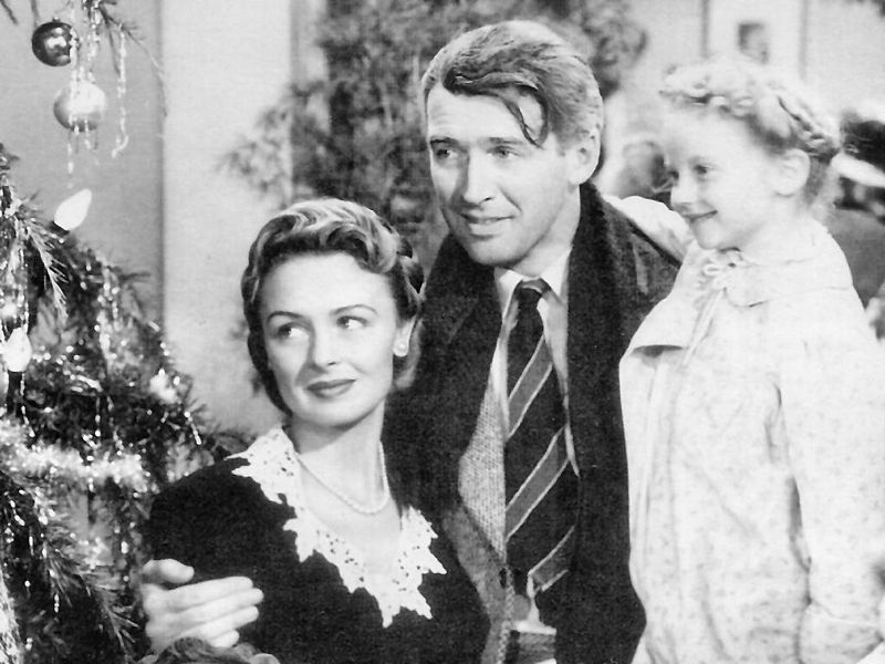 Its a wonderful life.