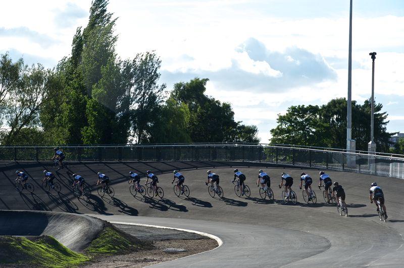 New Velodrome in Knowsley