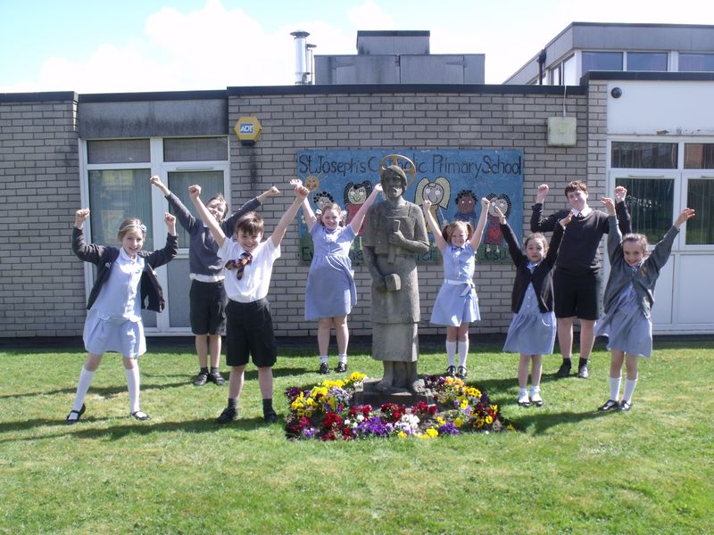 St Joseph's outstanding Ofsted 29.4.13