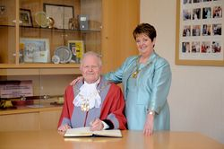 Mayor of Knowsley 2013-14