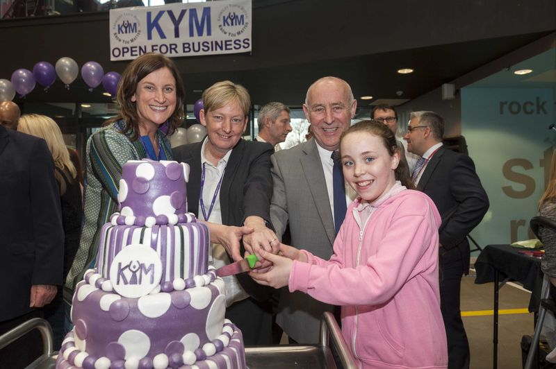 KYM launch 1