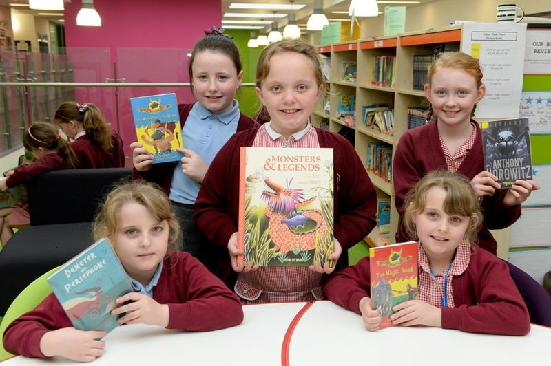 Park Brow Primary Reading Challenge