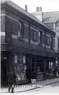 54-56 Eccleston Street circa 1900