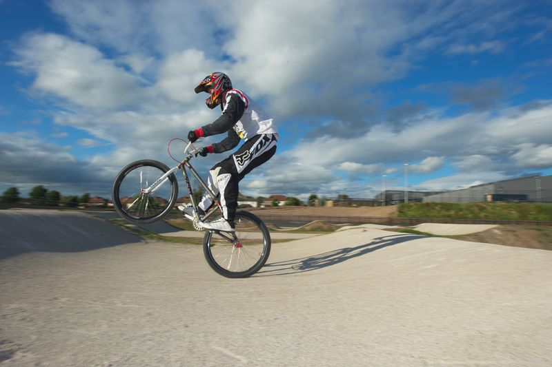 New BMX track in Knowsley
