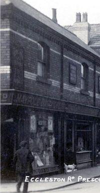 54 & 56 Eccleston St 1890s