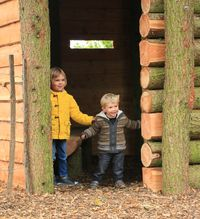 Knowsley Safari Wild Trail 'hide'1