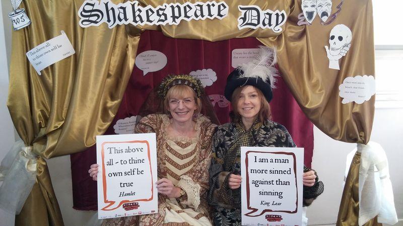Shakespeare Selfies 1