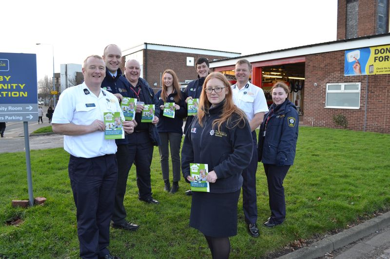 PRESS RELEASE - Healthy Homes Team In Knowsley. Credit MF&RS DSC_5826