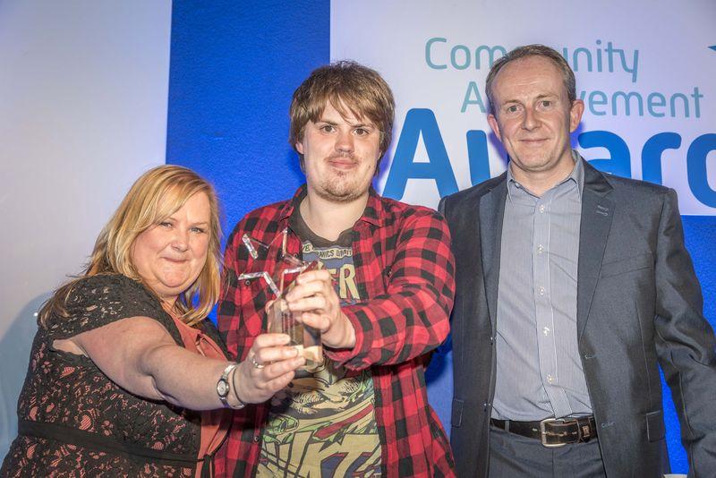 Overall Contribution Award